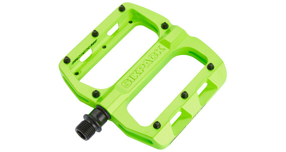 Sixpack Menace - Pedales - verde